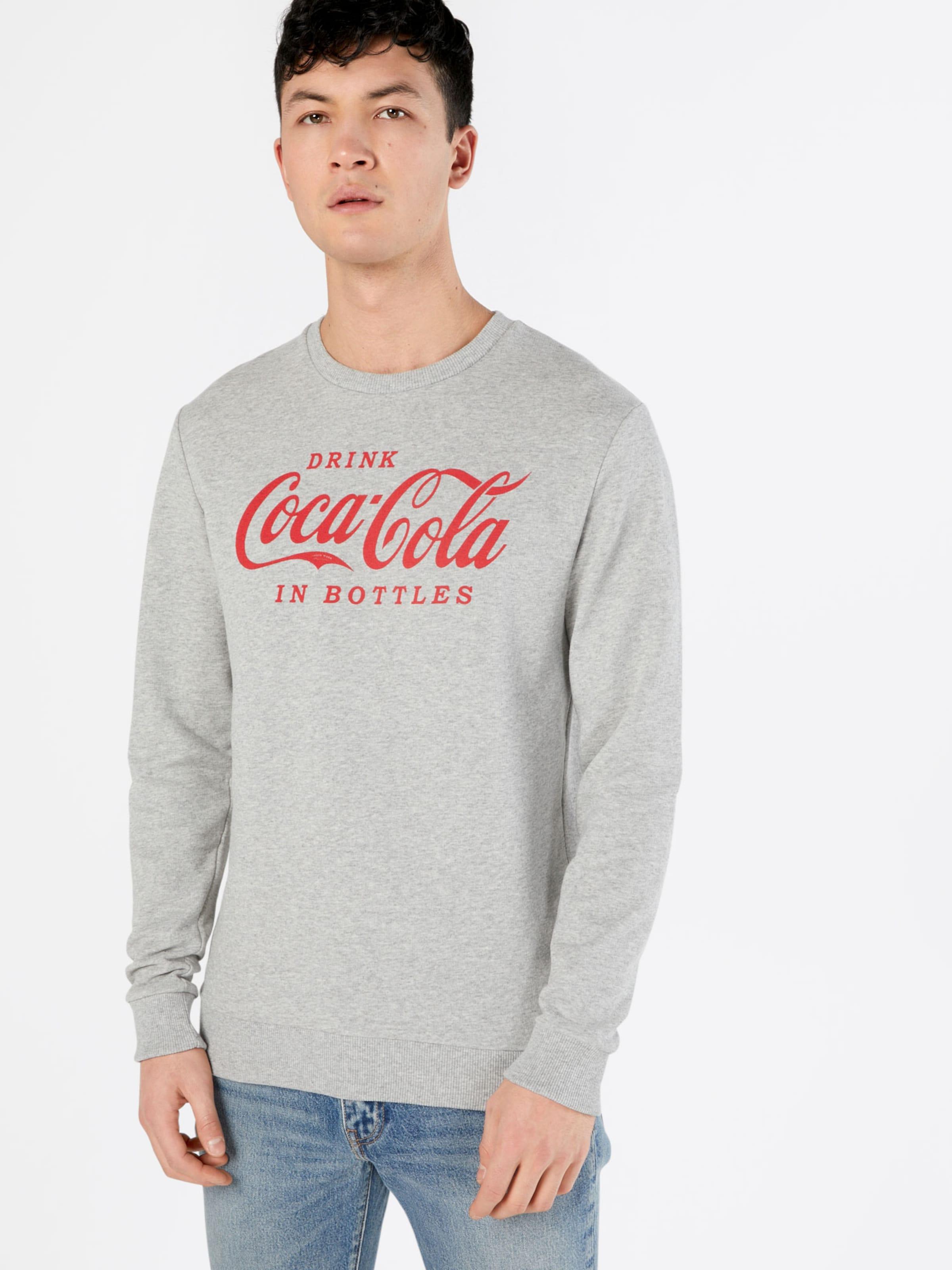 Mode Online Only & Sons Sweater mit Retroprint Freies Verschiffen Sehr Billig Angebote Online-Verkauf Offiziell cWIO3mjcE