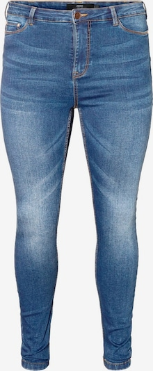 Junarose Jeans in de kleur Blauw, Productweergave