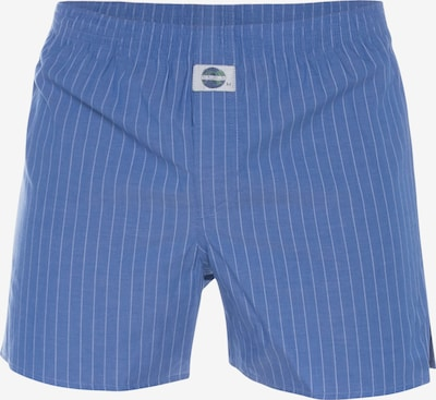 D.E.A.L International Boxershorts in blau, Produktansicht