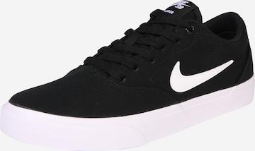 Nike SB Ниски маратонки 'CHARGE SLR' в черно