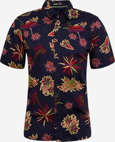 SCOTCH & SODA Hemd in mischfarben / schwarz, Produktansicht