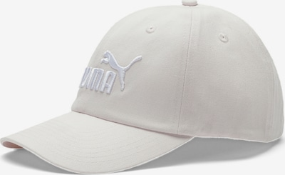 PUMA Cap 'Essentials' in weiß, Produktansicht