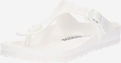 BIRKENSTOCK Sandale 'Gizeh' in weiß, Produktansicht