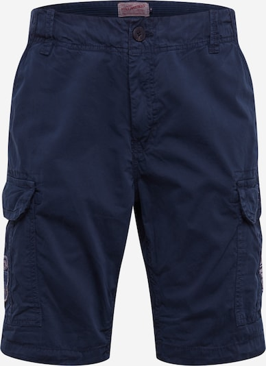 Petrol Industries Shorts in navy, Produktansicht