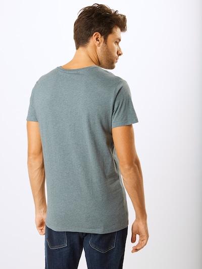 Revolution T-Krekls 'Arne' pieejami zils: Aizmugures skats