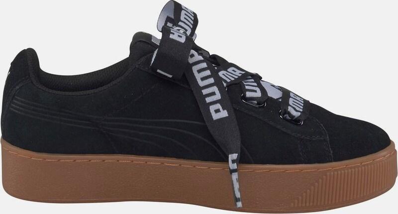 PUMA Plateausneaker 'Vicky Platform Ribbon Bold'