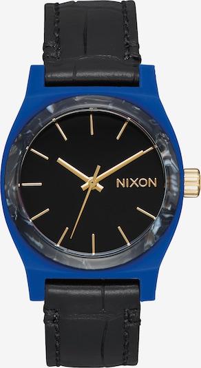 Nixon Uhr in blau / schwarz, Produktansicht
