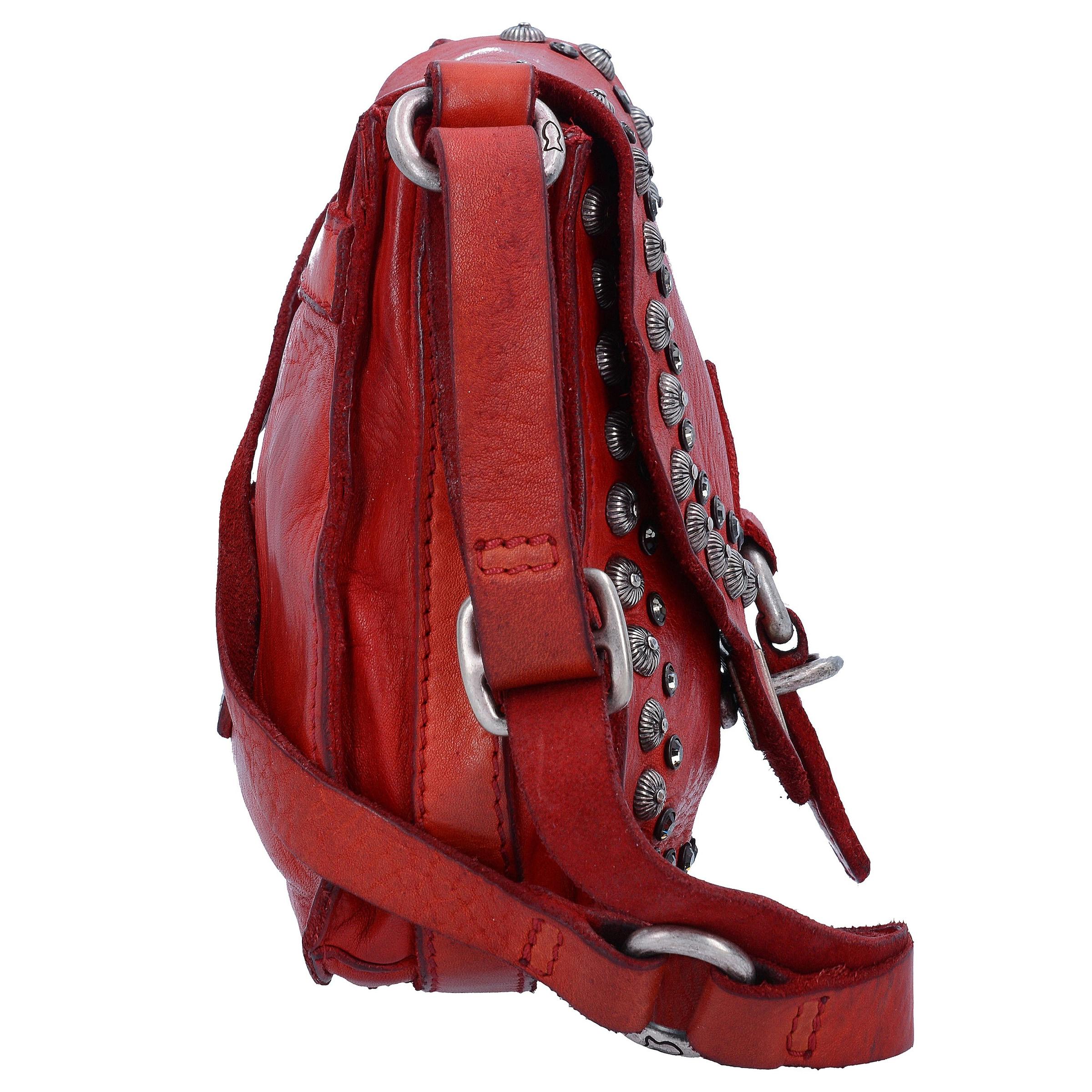 Campomaggi Traditional Lichene Mini Bag Umhängetasche Leder 20 cm Großhandel Günstige Angebote Rabatt Erschwinglich Günstig Kaufen 100% Authentisch rYUF4