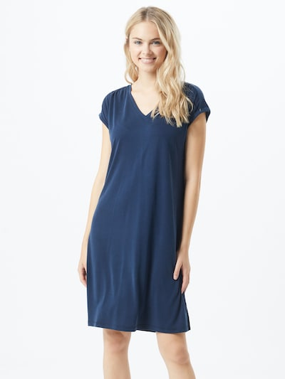 STREET ONE Kleid in navy, Modelansicht