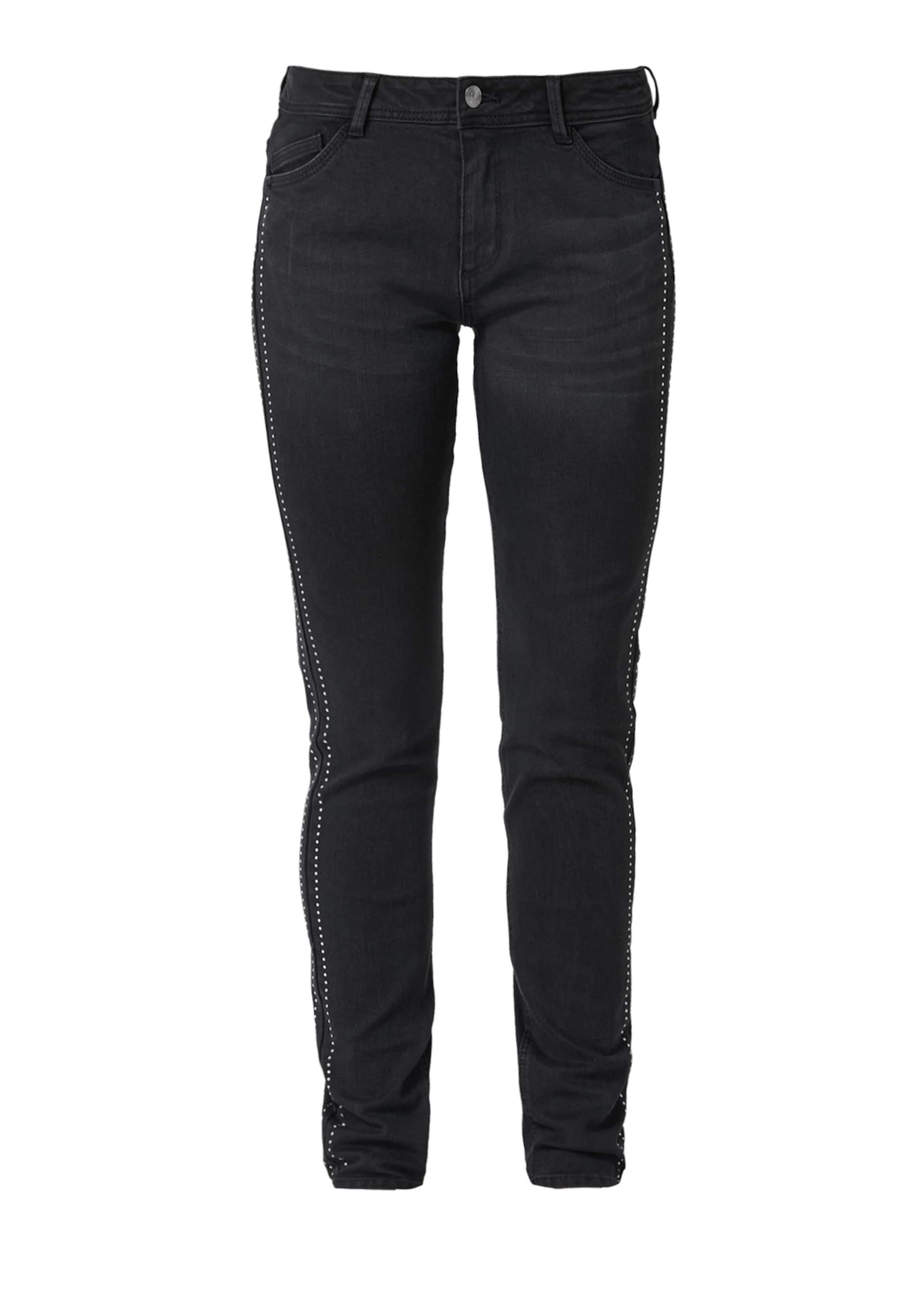 S oliver Jeans Denim Black In SUzqMGVp