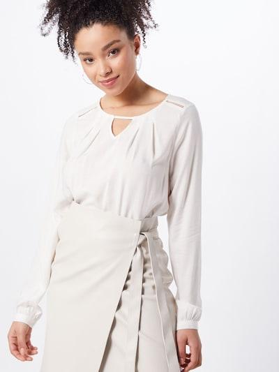 VERO MODA Bluse 'VMSARAH' in weiß, Modelansicht
