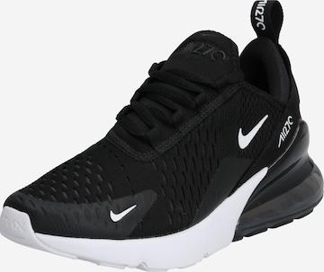 melns Nike Sportswear Brīvā laika apavi 'Air Max 270'