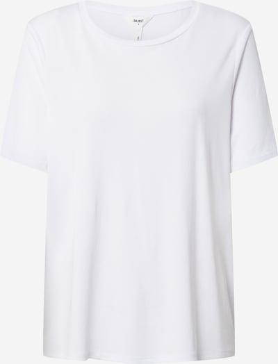 OBJECT Majica 'JANNIE' | bela barva, Prikaz izdelka