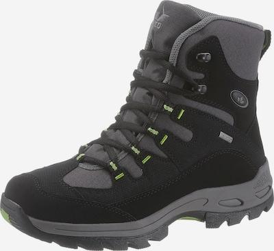 LICO Boots 'Glacier' in de kleur Grijs / Zwart, Productweergave