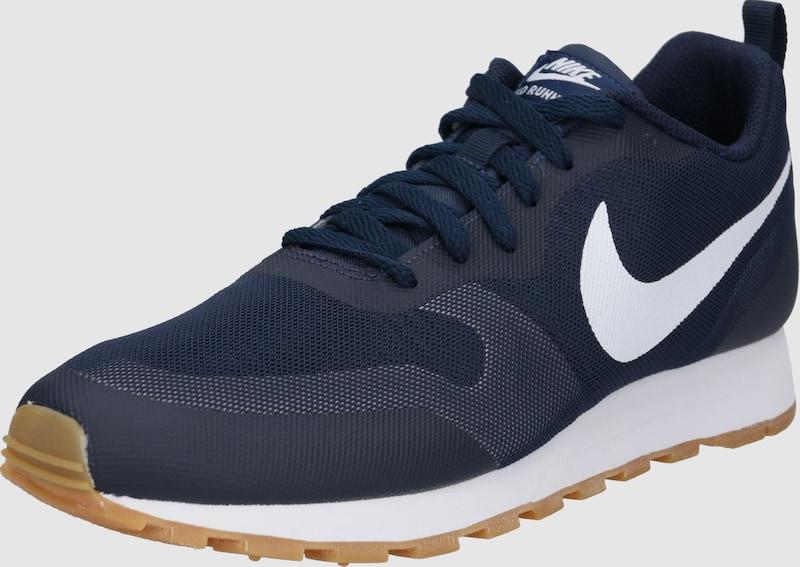 Nike Sportswear Turnschuhe 'MD Runner 2 19 Synthetik, Textil Billige Herren- und Damenschuhe