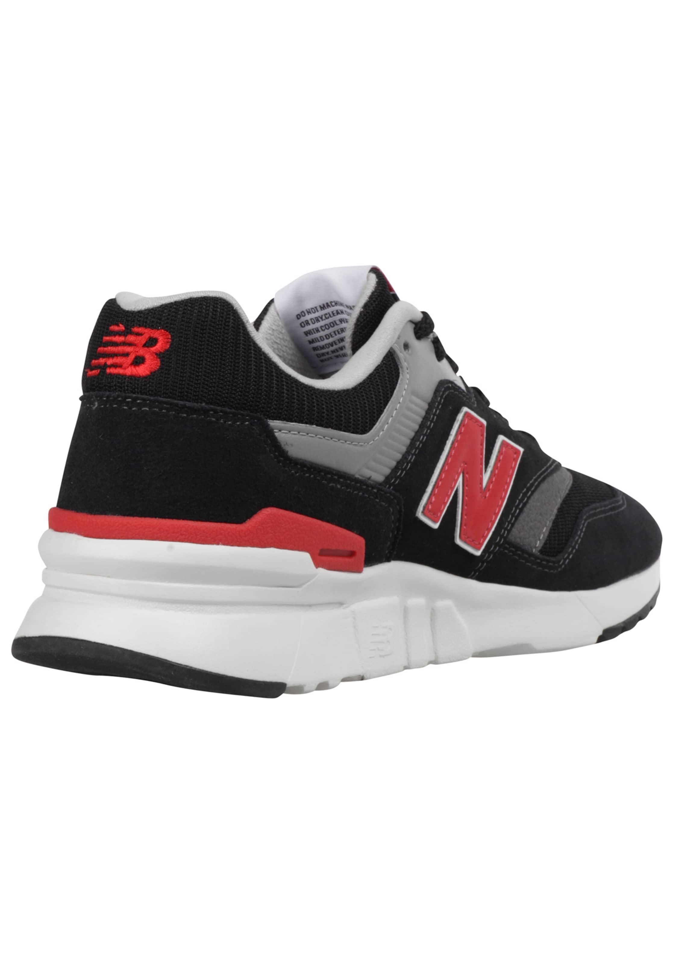 Schwarz New 'cm997' Sneaker Weiß GrauRot Balance In 8nkPNwXZ0O