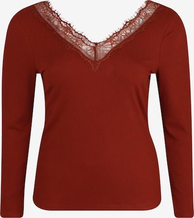 ABOUT YOU Curvy Koszulka 'Maithe Shirt' w kolorze rdzawoczerwonym, Podgląd produktu