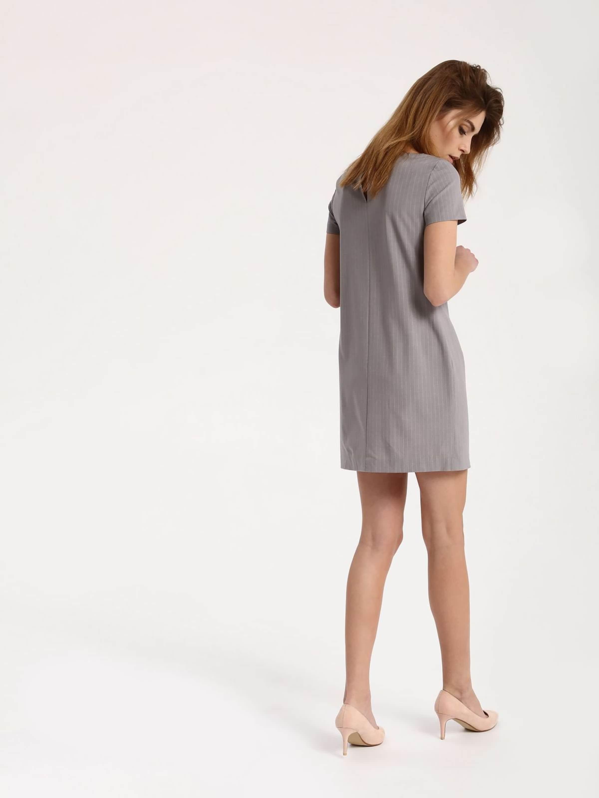 Top Secret Nadelstreifen-Kleid Billig Kaufen Shop Billige Sast Freies Verschiffen Billig Sneakernews Online 6YO8mWN24u