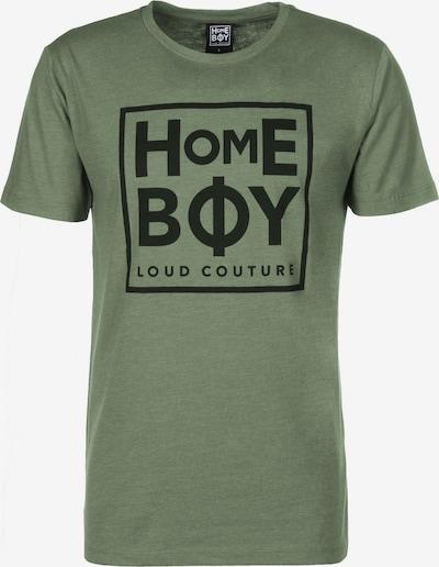 HOMEBOY T-Shirt ' Take you Home ' in grün, Produktansicht