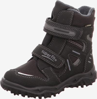 SUPERFIT Čizme za snijeg u siva / crna, Pregled proizvoda