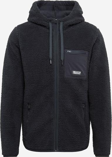 HOLLISTER Bluza rozpinana w kolorze czarnym, Podgląd produktu