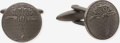 JOOP! Manschettenknöpfe '2027730' in grau, Produktansicht