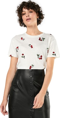 The Kooples Koszulka 'CHERRY EMBROIDERY'