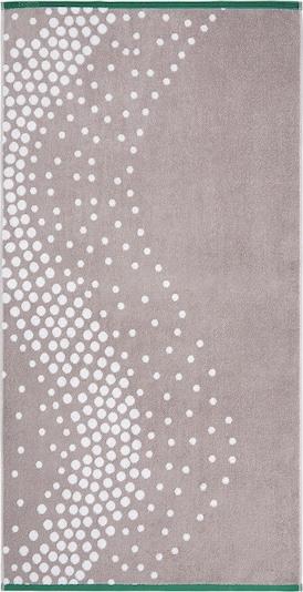 Kenzo Maison Duschtuch 'KPHOENIX' in grau, Produktansicht