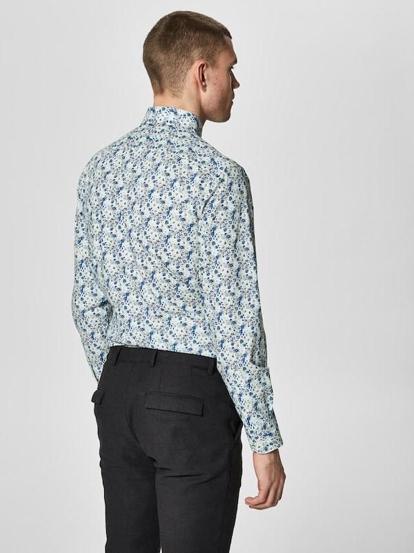 SELECTED HOMME Slim Fit Langarmhemd