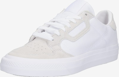 ADIDAS ORIGINALS Sneaker in creme / weiß, Produktansicht