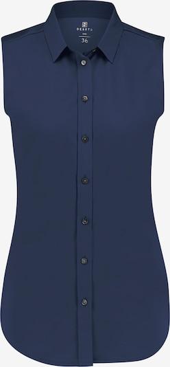 DESOTO Bluse in blau, Produktansicht