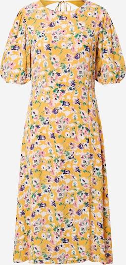 PIECES Letnia sukienka 'AVIANNA' w kolorze żółty / mieszane kolorym: Widok z przodu