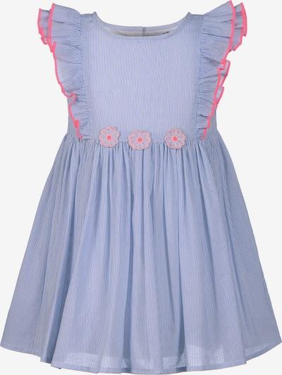 happy girls Kleid in hellblau / pink / weiß, Produktansicht