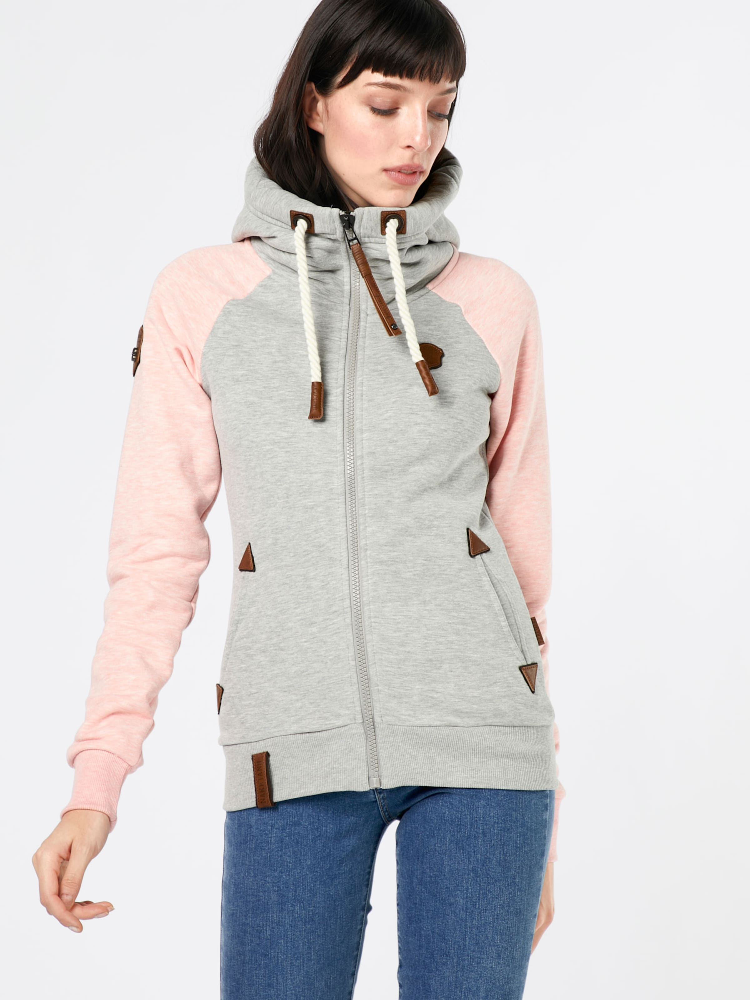 naketano Female Zipped Jacket Mach klar jetzt Günstig Kaufen 2018 Neueste Billig Verkauf Veröffentlichungstermine Rabatt Zuverlässig Kaufen Auslass Extrem UpMM85jUf