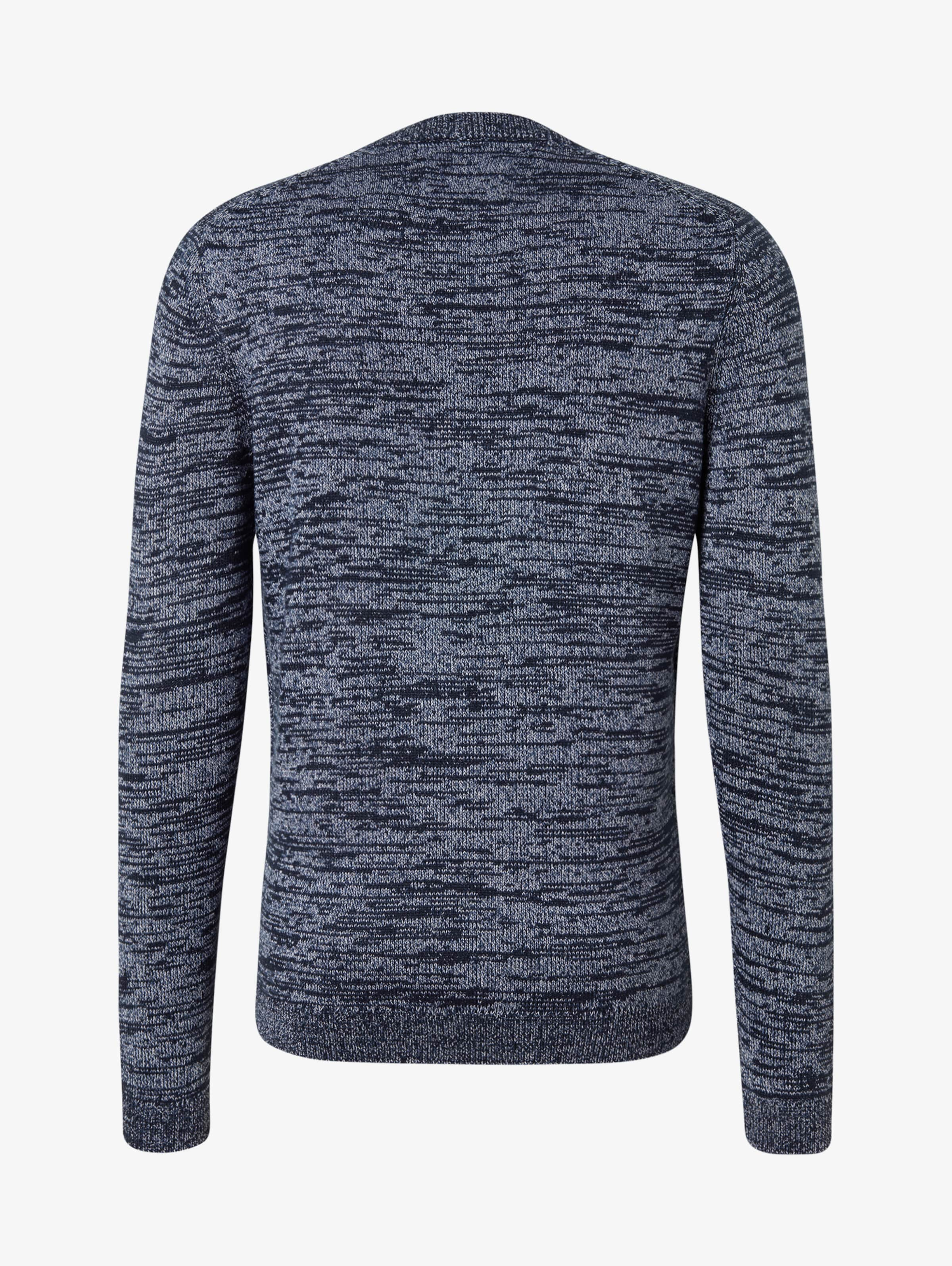 Tom Taubenblau In Pullover Denim Tailor jARq354cL