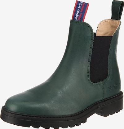Blue Heeler Boots in smaragd, Produktansicht