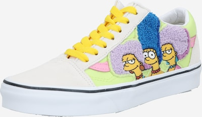 Schoenen voor Dames VANS Sneakers laag 'Old Skool' in Gemengde kleuren