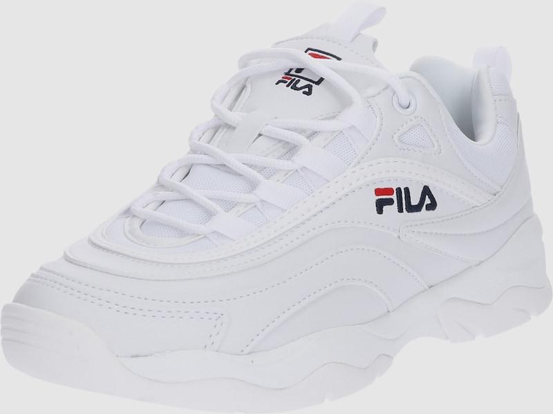 0f80038299 FILA Rövid szárú edzőcipők 'Ray Low Wmn' fehér színben | ABOUT YOU