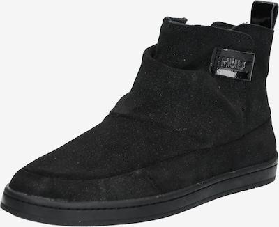 HUB Baskets hautes 'Serve' en noir, Vue avec produit