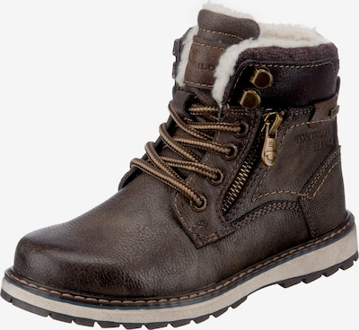 TOM TAILOR Winterschuh in grau, Produktansicht