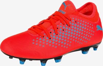 PUMA Fußballschuhe 'Future 19.4' in hellblau / hellrot, Produktansicht