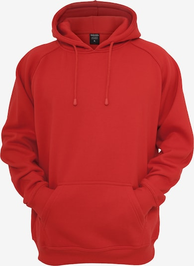 Urban Classics Kapuzenpullover in rot, Produktansicht