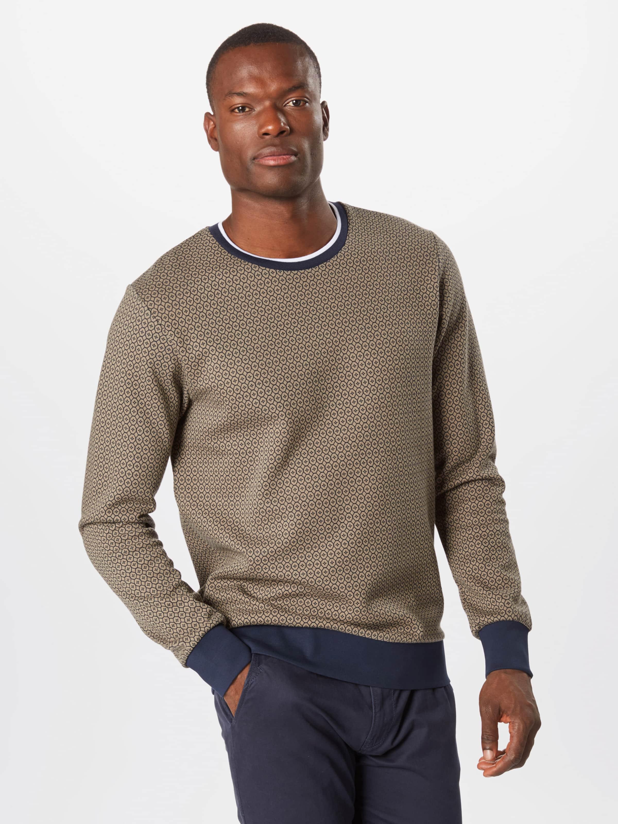 Bleu shirt En MarineTaupe Jones Jackamp; Sweat tCrshQd