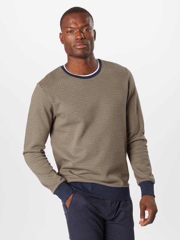 Sweat Bleu En MarineTaupe Jones shirt Jackamp; pSzUMV