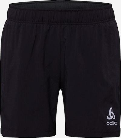 ODLO Športne hlače 'ZEROWEIGHT' | črna barva, Prikaz izdelka