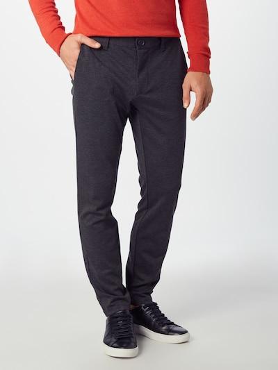Chino stiliaus kelnės 'MARK' iš Only & Sons , spalva - tamsiai pilka: Vaizdas iš priekio