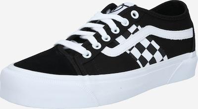 VANS Baskets basses 'Bess NI' en noir / blanc, Vue avec produit
