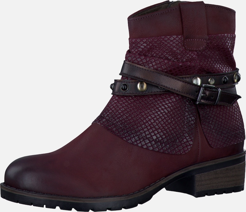 TAMARIS Leder-Boot