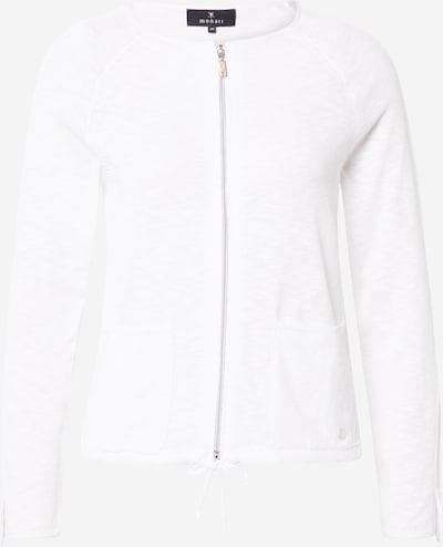 monari Strickjacke in weiß, Produktansicht
