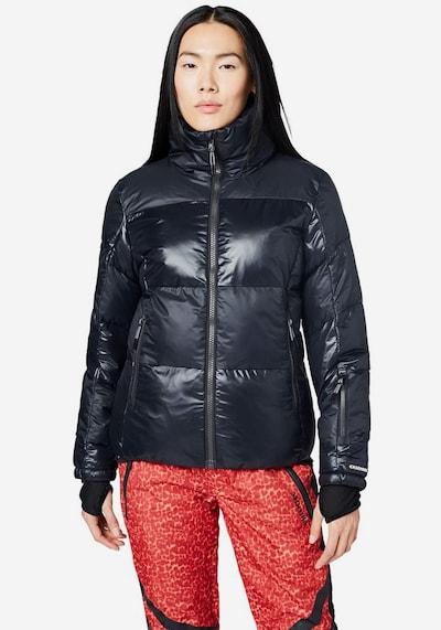 CHIEMSEE Jacke in schwarz: Frontalansicht